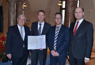 Die EH-D GmbH erhält den Umweltpreis 2018