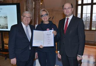 Doris Dörrie erhält den Kulturpreis 2018