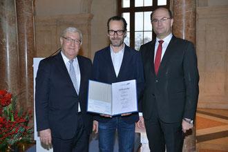 Konstantin Grcic erhält den Kulturpreis 2018