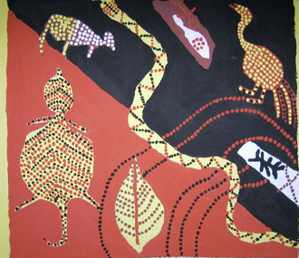 Gifty Aboriginal Art