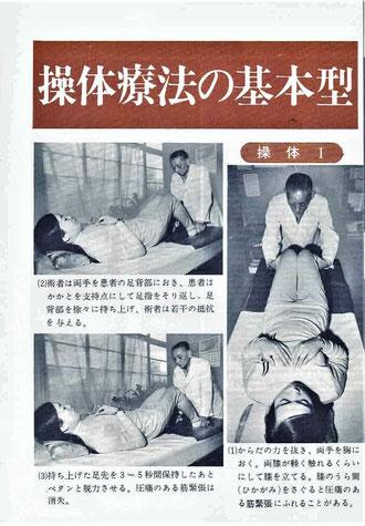 操体療法の基本形
