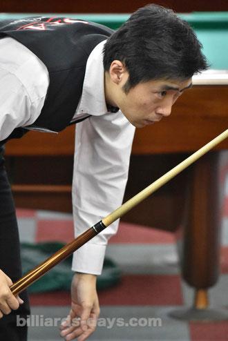Takashi Aoyagi won Kanagawa Amateur 10-ball 2016
