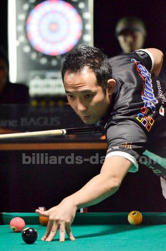 Yuji Hayase won JPBA Grand Prix East stop#7