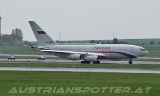 Russia State Transport Company ***** IL 96-300 *****RA-96012