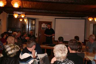 Bleßberghöhlen Vortrag 2012