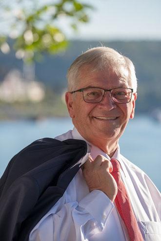 """""""Unser Bürgermeister Gerhard Hausen hält Wort"""""""