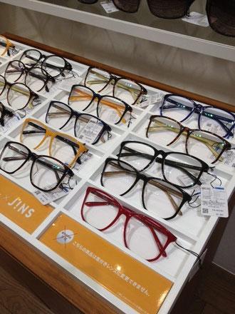超かわいいアラレメガネ。