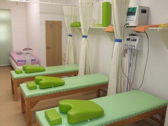 いとう整骨院 診療室