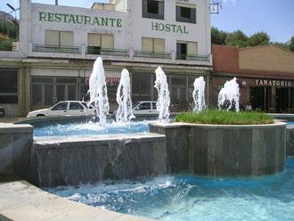 Fuente ornamental Loja ( Granada )