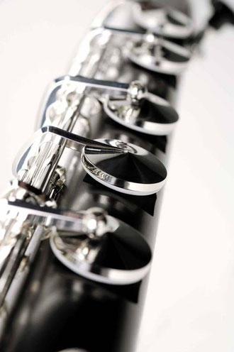 détail clétage clarinette-basse