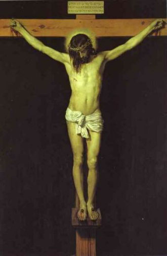 Diego Velazquez - Christ Crucified