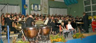 """6. Juni 2010 - """"Carmina Burana"""" - Aufführung in Waizenkirchen - Leitung Christian Schmidbauer"""
