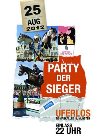 Party der Sieger Münster