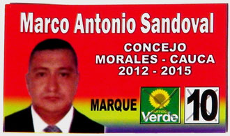 Marco Antonio Sandoval