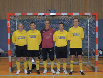 Benedict Haberer, Jorge Guilherme Vageler, Dieter Rolfshagen, Claus Ködel, Ralf Niemann