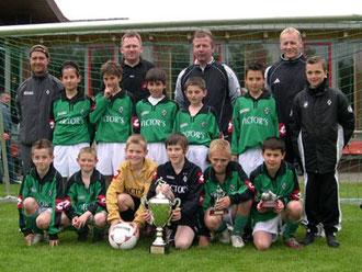 Sieger 2005 Borussia Mönchengladbach
