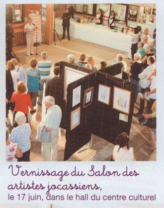 Salon de Artistes Jocassiens 2013
