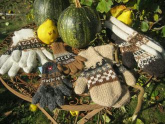 besonders weiche und schön wärmende Handschuhe