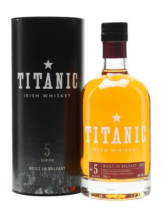 Titanic Irish Whiskey