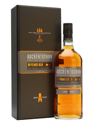 Auchentoshan 21 Years Old