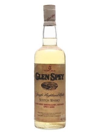 Glen Spey Singel Malt 8 Jahre (alte Abfüllung)