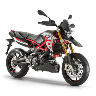Motorrad mieten z.B. die Aprilia Dorsoduro 900 - Modell 2017