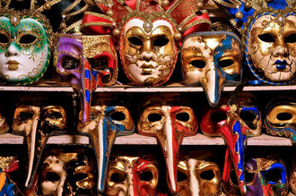 'Paper faces on Parade'/  cc, por Josh Libastique