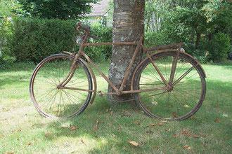 Bicyclette retrouvée