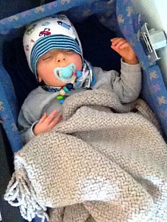 Babybassinet, fliegen mit Baby