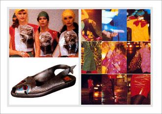 PLASTICS 1980-1984