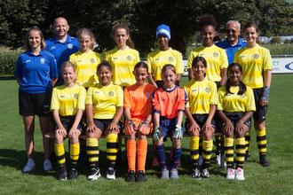 Juniorinnen FF15, Saison 2020/2021