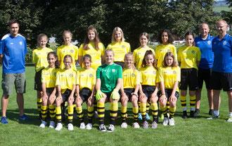 Juniorinnen D, Saison 20120/2021