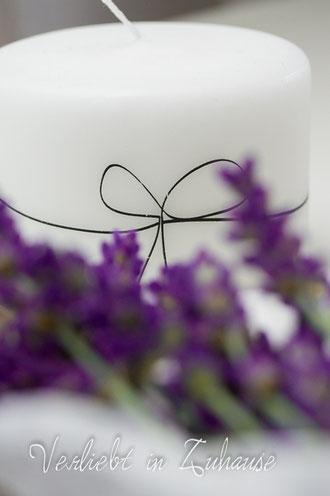 Dänische Kerzen von Rystik Lys Design by Kimmi