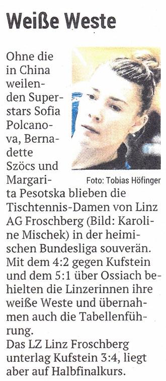 09.11.2020 Volksblatt