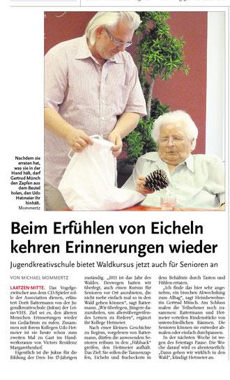 Leine-Nachrichten v. 27.09.2011