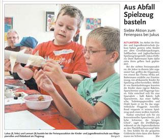 Leine-Nachrichten v. 07.07.2010