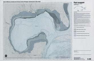 NOAA Gulf of Mexico Data Atlas, 1986