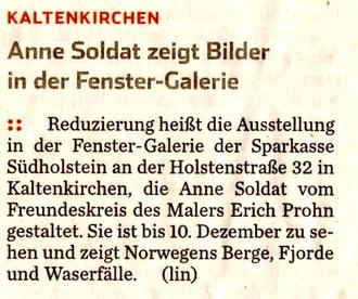 Hamburger Abendblatt 09.10.2014