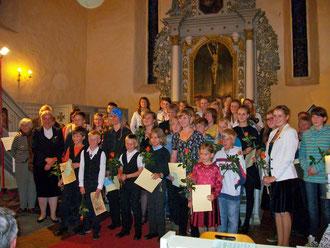 Preisträger des 3. Malchower Kirchenpreises