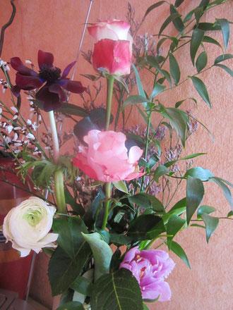 Foto: Blumenstrauss als Belohnung für mich selbst