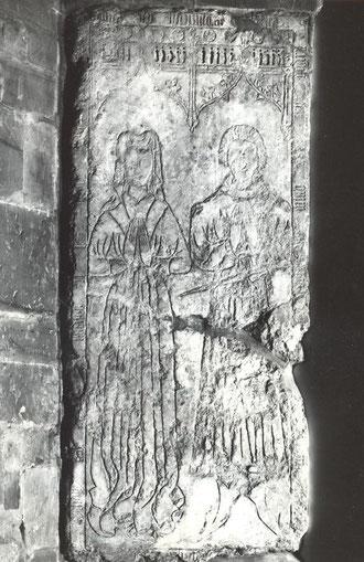 Thomas and Mariane Est, Yardley church (K. Sprayson)