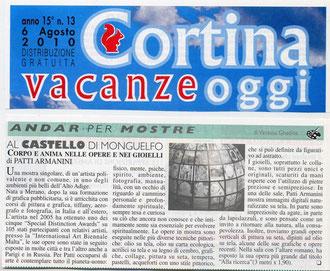 Cortina Oggi - 2010