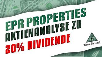 Kostenlose EPR Properties Aktien analyse