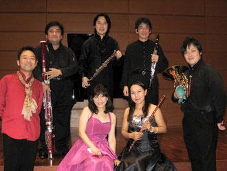 「2010年10月 ブレーメンの音楽隊」 本番後
