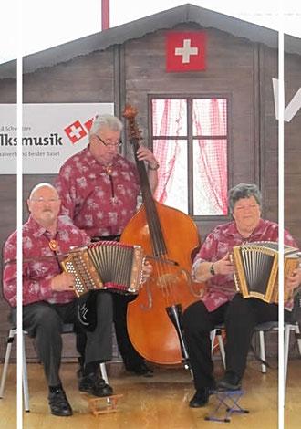 Trio - Stärnebärg Rieche bi uns an dr MUBA 2016