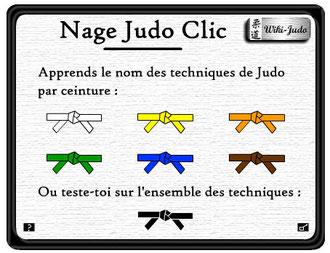 le jeu nage judo clic al judo club le pellerin. Black Bedroom Furniture Sets. Home Design Ideas