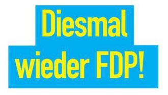 Kommunalwahlprogramm der Ulmer FDP