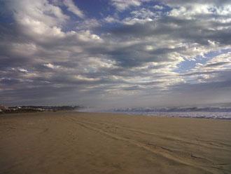Meia Praia bei Lagos, Algarve