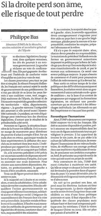 Le Monde, 09.05.2012