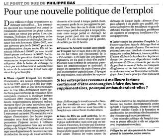 Article Les Echos - 27.10.2009